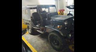 2012 Mitsubishi Jeep (Rebuilt) 2.7L MT Diesel