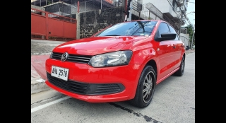 2015 Volkswagen Polo Sedan NB MPI