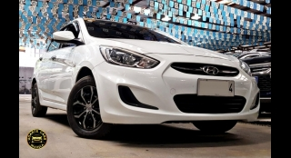 2015 Hyundai Accent Sedan 1.4L AT Gasoline