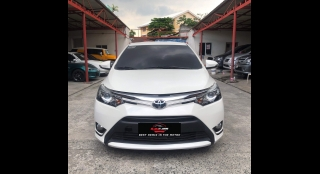 2017 Toyota Vios G AT