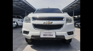2016 Chevrolet Trailblazer 2.8L AT Diesel