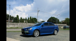 2012 Mitsubishi Lancer 2.0L AT Gasoline