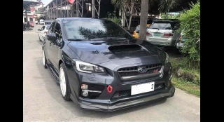 2016 Subaru WRX STI 2.5L MT Gasoline