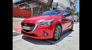 2016 Mazda 2 Hatchback 1.5L AT Gasoline