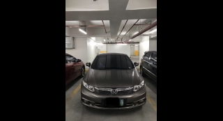 2012 Honda Civic 1.8L EXI AT