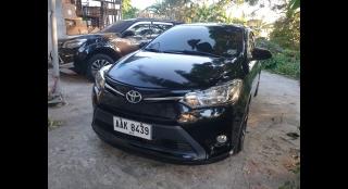 2014 Toyota Vios 1.3 e 1.3L MT Gasoline