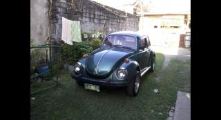 1971 Volkswagen Beetle 1.6L MT Gasoline