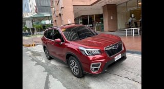 2019 Subaru Forester 2.0i-L EyeSight CVT