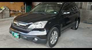 2007 Honda CR-V 2.4L AT Gasoline (4X4)