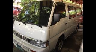 2009 Nissan Urvan VX Shuttle 2.7L MT Diesel