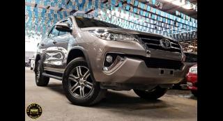 2018 Toyota Fortuner G MT