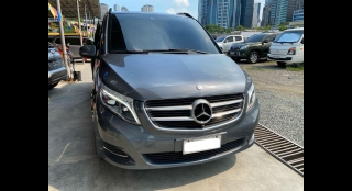 2016 Mercedes-Benz V-Class V220D Avantgarde Extra Long