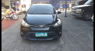 2014 Toyota Vios 1.3L E AT Gasoline