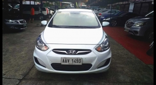2014 Hyundai Accent Sedan 1.6L AT Gasoline