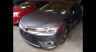 2018 Toyota Corolla Altis G 1.6L AT Gasoline