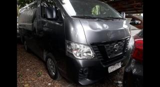 2018 Nissan NV350 Urvan 2.5L MT Diesel