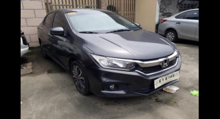 2019 Honda City Sport CVT AT Gas