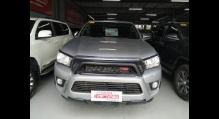 2018 Toyota Hilux 2.8 G DSL 4x4 MT