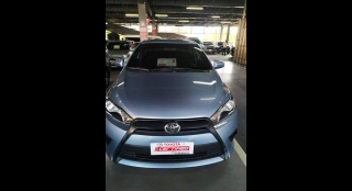 2014 Toyota Yaris 1.3E AT