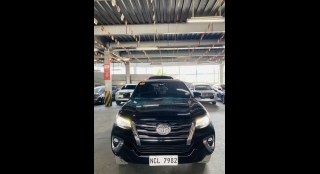 2018 Toyota Fortuner 2.8 V Diesel 4x4 AT
