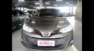 2020 Toyota Vios XLE 1.3L AT Gasoline