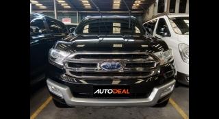 2017 Ford Everest 2.2L AT Diesel