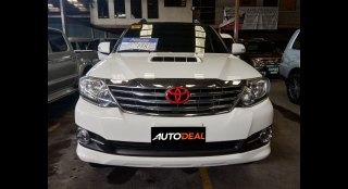 2015 Toyota Fortuner G AT Diesel