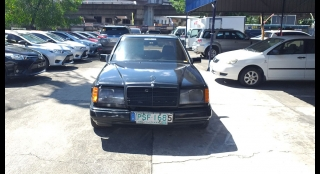 1987 Mercedes-Benz 260 E 2.6L MT