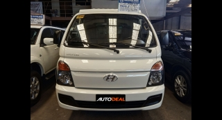 2015 Hyundai H-100 Panoramic