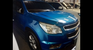 2013 Chevrolet Trailblazer LTZ 2.8 AT DSL (4X4)