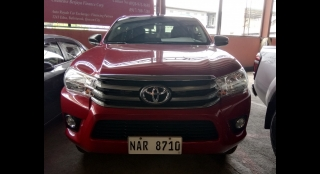 2017 Toyota Hilux E MT Diesel