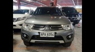 2014 Mitsubishi Montero Sport GLX V