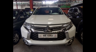 2017 Mitsubishi Montero Sport GLS 2.4L AT Diesel