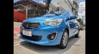2019 Mitsubishi Mirage G4 GLS AT Gasoline