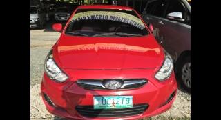 2012 Hyundai Accent Sedan 1.4 MT Gasoline