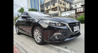 2015 Mazda 3 Sedan 1.5L AT Gasoline