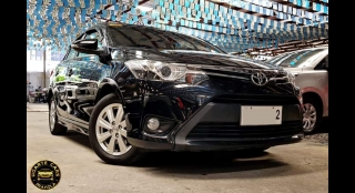 2016 Toyota Vios 1.5L AT Gasoline