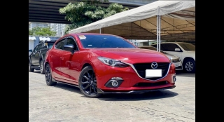2015 Mazda 3 Hatchback 2.0 L AT Gasoline