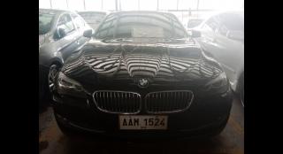 2014 BMW 5-Series Sedan 2.0L AT Diesel