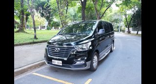 2019 Hyundai Grand Starex 2.5L AT Diesel