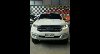 2018 Ford Everest 2.2 Titanium 4x2 AT