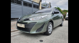 2019 Toyota Vios 1.3 J MT Gas