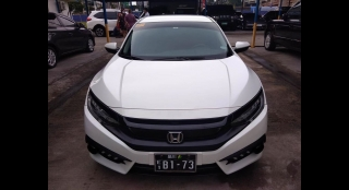 2018 Honda Civic 1.8E CVT