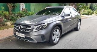 2018 Mercedes-Benz GLA 180 AT