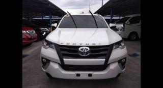 2019 Toyota Fortuner G Diesel