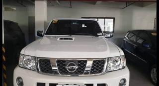 2016 Nissan Patrol 3L AT Diesel