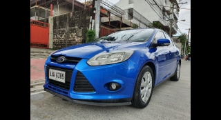 2014 Ford Focus Hatchback 1.6L AT Gasoline