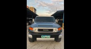 2014 Toyota FJ Cruiser 4.0L AT Gasoline