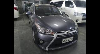 2017 Toyota Yaris 1.5G AT