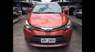 2015 Toyota Vios G AT